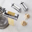 KitchenAid® 3-Piece Pasta Roller & Cutter Set | Williams Sonoma