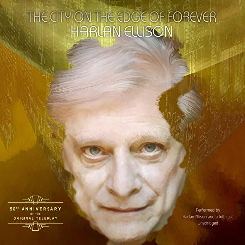 The City on the Edge of Forever audiobook cover art