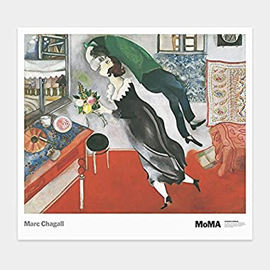 Poster Chagall: Birthday
