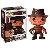 CQHJ figura Pop. Figura de vinilo de Freddy Krueger con una pesadilla en Elm Street – Figura coleccionable de película maestra de la serie de películas de terror de 10 cm CQ