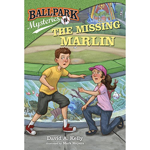 The Missing Marlin audiobook cover art