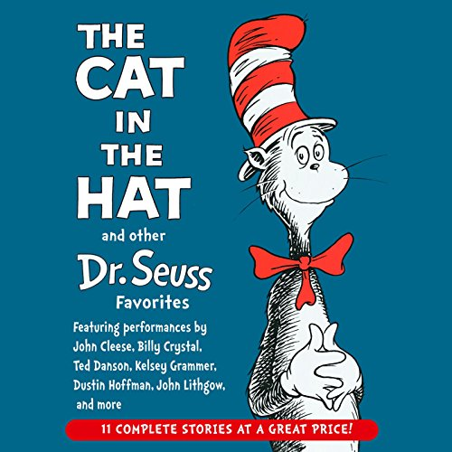 The Cat in the Hat and Other Dr. Seuss Favorites Audiobook By Dr. Seuss cover art