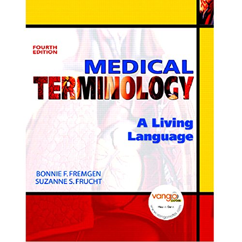 VangoNotes for Medical Terminology audiobook cover art