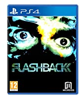 Flashback 25th Anniversary Collector's Edition(PS4) [並行輸入品]
