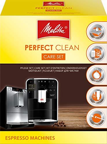 Melitta 204946 Reinigungsset für Kaffeevollautomaten, Perfect Clean