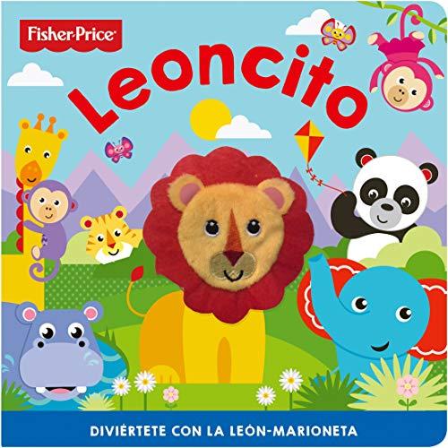 Libro marioneta leoncito (FISHER PRICE LIBRO MARIONETA)