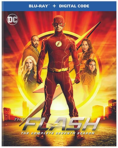 Flash, The: The Complete Seventh Season (BD/Dig) [Blu-ray]