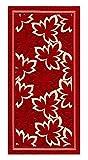 alfombra roja cocina