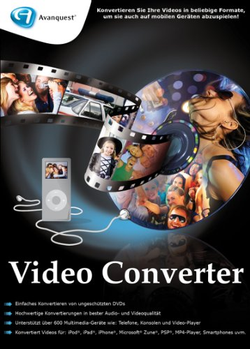 Avanquest Video Converter [Download]