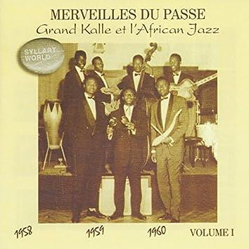Merveilles du passé, Vol. 1 (1958 / 1959 / 1960)
