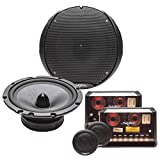 Skar Audio TX65C 6.5' 2-Way Elite Component Speaker System - Set of 2