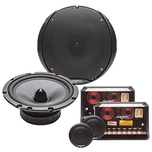 Best 2 pair car component speakers review 2021 - Top Pick