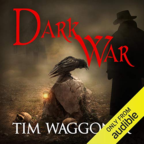 Dark War audiobook cover art