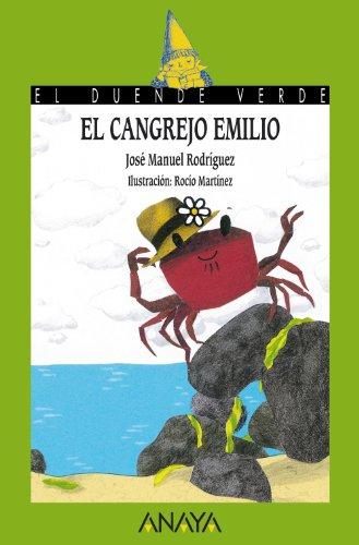 El cangrejo Emilio (LITERATURA INFANTIL - El Duende Verde)