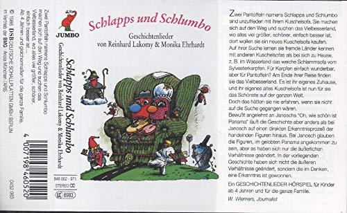 Schlapps und Schlumbo Geschichtenlieder - Reinhard Lakomy und Monika Ehrhardt
