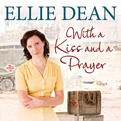 With a Kiss and a Prayer audiobook cover art