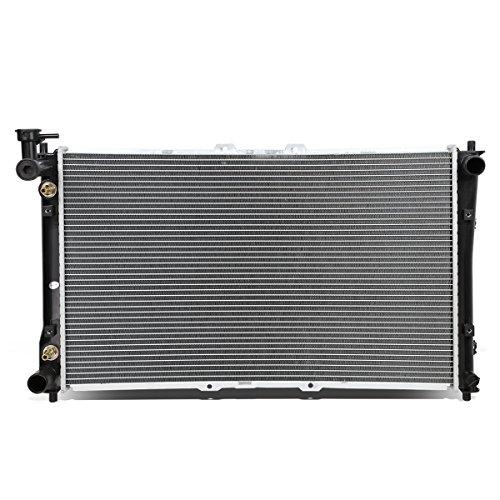 DNA Motoring OEM-RA-2442 Aluminum Radiator [For 02-05 Sedona 3.5L V6 AT]