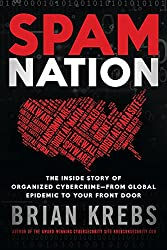 Cover of Spam Nation by Brian Krebs