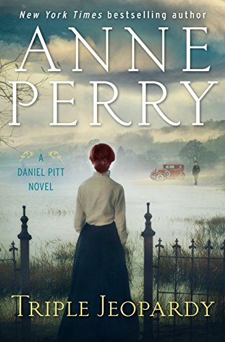 Image of Triple Jeopardy: A Daniel Pitt Novel