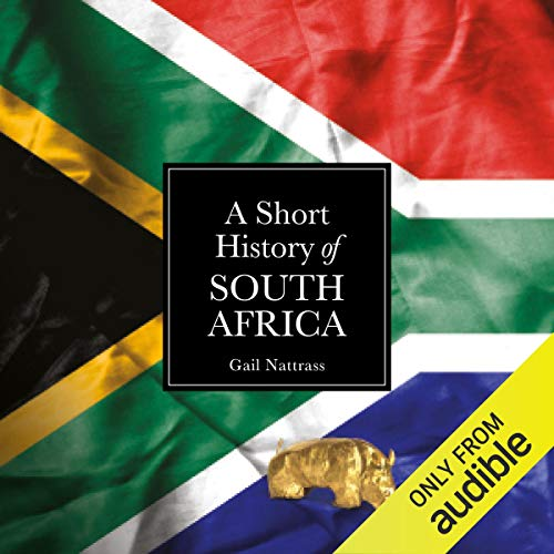 『A Short History of South Africa』のカバーアート