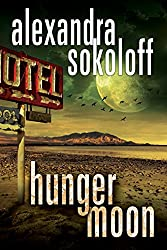 Hunger Moon by Alexandra Sokoloff cover