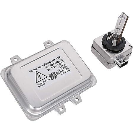 3x Xenon  Headlight Ballast Control Unit Module Bulb Kitfor  Escalade