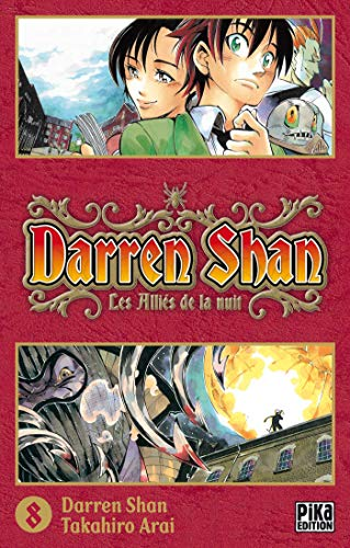 Darren Shan T08: Les Alliés de la nuit