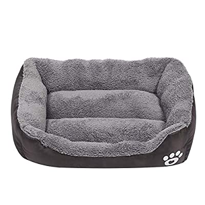 MOKINGTOP Dog Bed Soft Pet Sofa Cats Bed for Me...