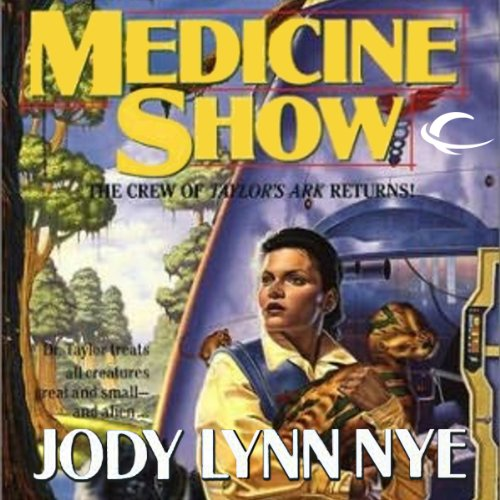 Medicine Show audiobook cover art