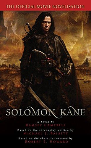Solomon Kane: The Official Movie Novelisation