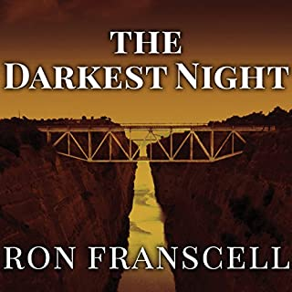 The Darkest Night audiobook cover art