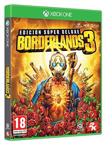 Borderlands 3 - Edición Deluxe, Xbox One - Disc