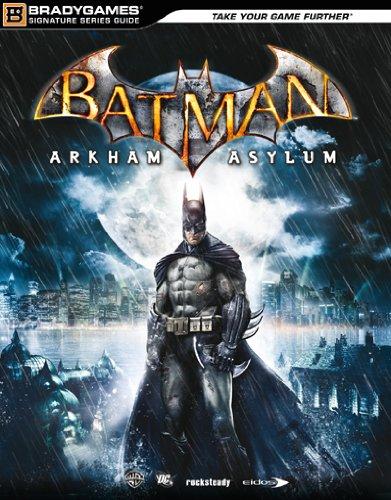 Batman: Arkham Asylum - Das offizielle Lösungsbuch