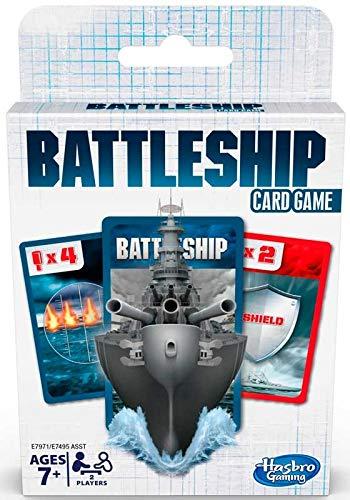 Collector Klassische Kartenspiele - Schlachtschiff. Das Classic Naval Combat Game hat jetzt eine Wendung als schnelles, unterhaltsames Kartenspiel!