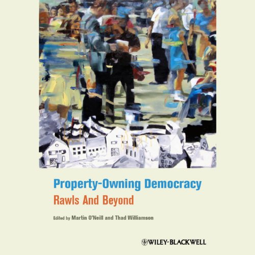 Property-Owning Democracy cover art