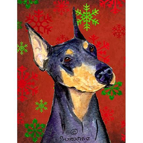 Flags Doberman Dogs: Amazon com