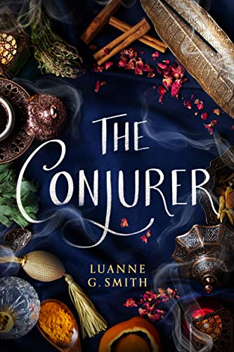 The Conjurer (The Vine Witch Book 3) by [Luanne G. Smith]