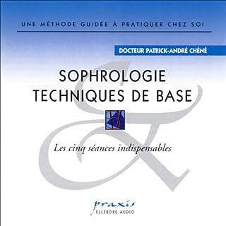 Couverture de Sophrologie - Techniques de base