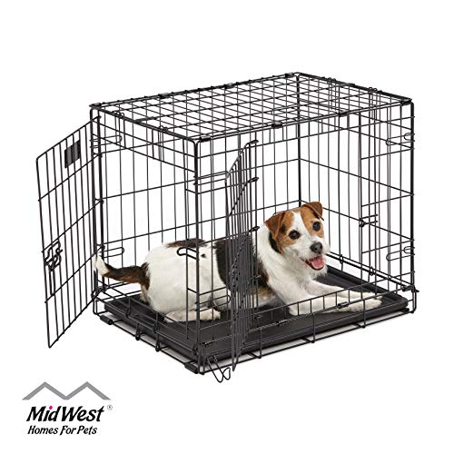 MidWest iCrate all stages dog crate