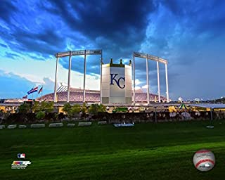 Kauffman Stadium Kansas City Royals MLB Photo (Size: 11