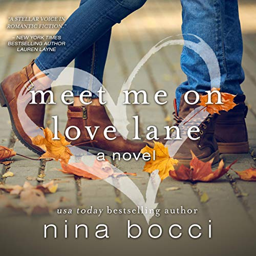 Meet Me on Love Lane audiobook cover art