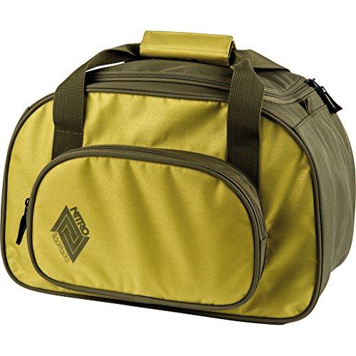 Nitro Sporttasche Duffle Bag XS, Schulsporttasche, Reisetasche, Weekender, Fitnesstasche, 40 x 23 x 23 cm, 35 L, 1131-878019_ Golden Mud