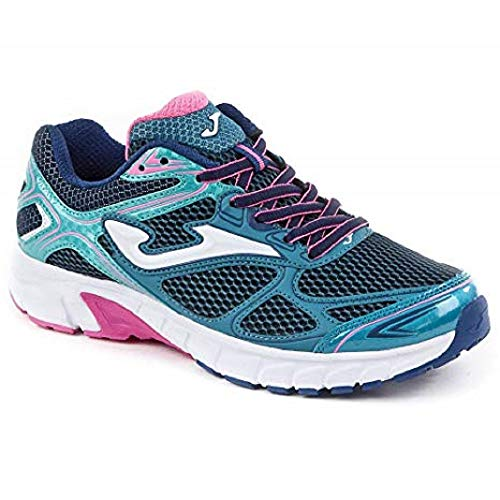 -JOMA VITALY - Zapatillas de running para mujer, color azul Turquesa Size: 36 EU