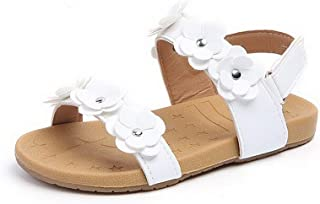 toddler white sandals size 6