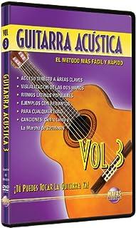 Guitarra Acustica: Volume 3 - Tu Puedes Tocar La Guitarra Ya!