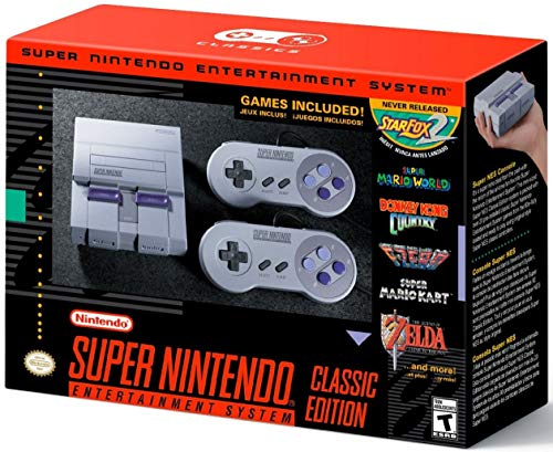 Super Nintendo Classic Edition 2 Controles - Nintendo