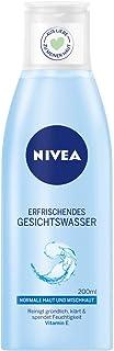 NIVEA Erfrischendes Gesichtswasser im 1er Pack 1 x 200 ml, klärendes Reinigungswasser mit Vitamin E, feuchtigkeitsspendende Gesichtsreinigung für normale und Mischhaut