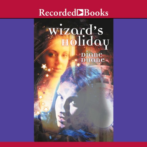 Wizard's Holiday audiobook cover art