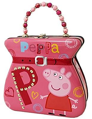 Tin Box Company Peppa Pig Carry All Tin Purse from The Tin Box Company - Toys