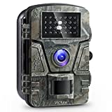 Victure Wildlife Camera 1080P 12MP Trail Game Camera Motion Activated Night 20m